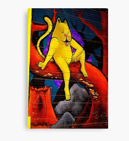 Sit Kit EE I Canvas Print