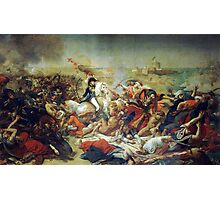 The Battle of Abukir July 25 1799 by Antoine-Jean Gros Photographic Print