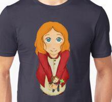 The (little) girl who waited Unisex T-Shirt