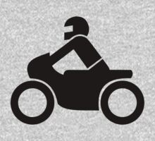 Motorbike Icon by cadellin