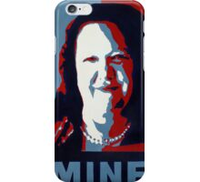 "Gina Minehard ""The Audacity of Mine"" iPhone Case/Skin"