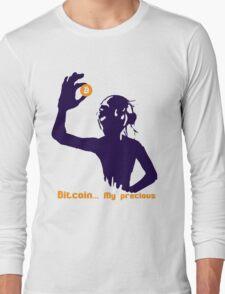 Gollum Bitcoin Long Sleeve T-Shirt