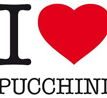 I ♥ PUCCHINI by eyesblau