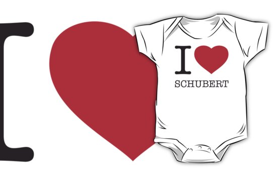 I ♥ SCHUBERT by eyesblau