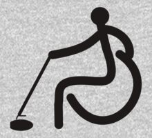 Wheelchair Icon by cadellin