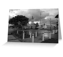 Ballina Court House (Old Post Office) Greeting Card