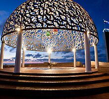 HMAS Sydney Memorial - Dome of Souls by michellemckoy