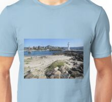 Woolongong boat harbour Unisex T-Shirt