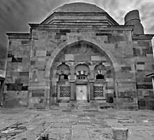 Ilyas Bey Mosque by neil harrison
