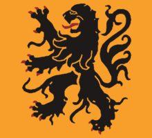 flanders lion sigil by TragicHero