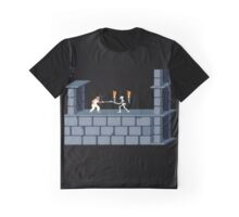 Prince of Persia gameplay Graphic T-Shirt
