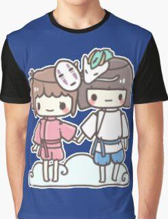Spirited Away - Studio Ghibli Graphic T-Shirt
