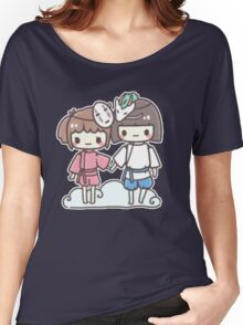 Spirited Away - Studio Ghibli Women's Relaxed Fit T-Shirt