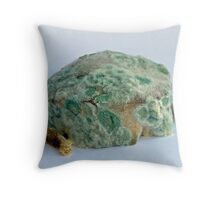 Mould and Ham Throw Pillow