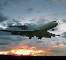 Vickers VC-10 XR808 by J Biggadike
