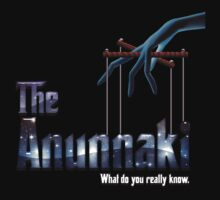The Anunnaki by viperbarratt