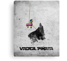 Vader Pinata Metal Print