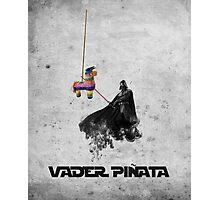 Vader Pinata Photographic Print