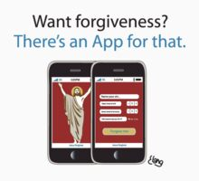Want forgiveness? by Elang