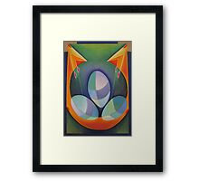 Mother and child 4 Framed Print