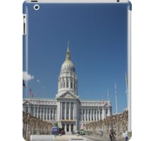 City Hall San Francisco  iPad Case/Skin