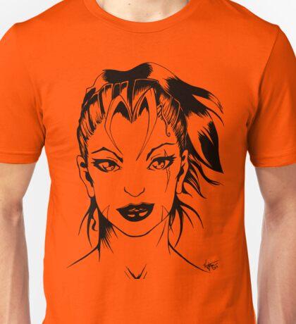 Lady Vixen - Portraiture Unisex T-Shirt
