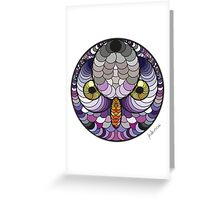 An Owl Greeting Card