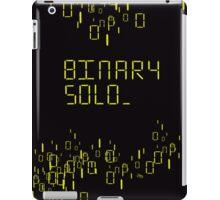The human's are dead: Binary Solo iPad Case/Skin