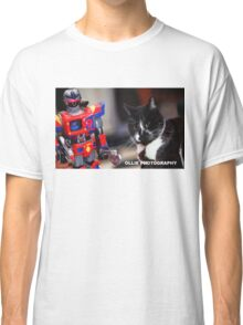 Bill V's Machine Classic T-Shirt