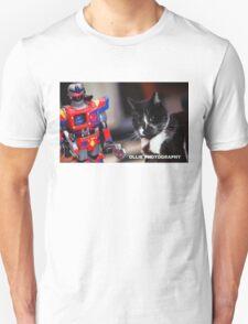 Bill V's Machine T-Shirt