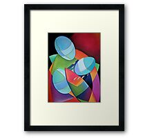 Mother and child 2 Framed Print