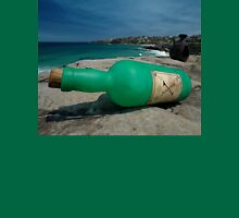 One Green Bottle @ Sculptures By The Sea Unisex T-Shirt