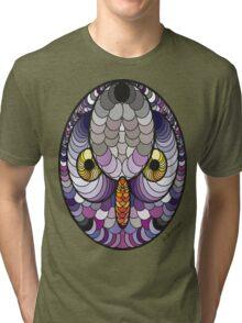 An Owl Tri-blend T-Shirt