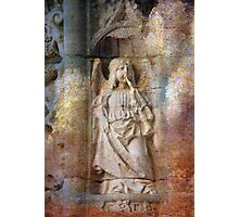 Anjo da Música Photographic Print