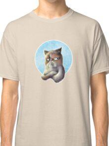 Grumpy Kitten Classic T-Shirt