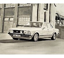 'The Sweeney' Mk.2 Ford Granada 2.8iS Photographic Print