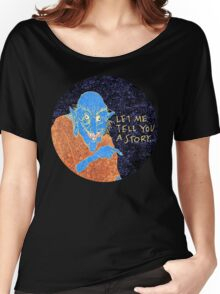 The Demon Storyteller Women's Relaxed Fit T-Shirt
