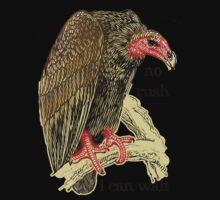 polite vulture can wait T-Shirt