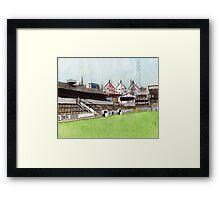 Port Vale - Vale Park Framed Print