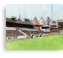 Port Vale - Vale Park Canvas Print