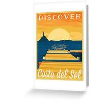 COSTA del SOL | FFXIV Greeting Card