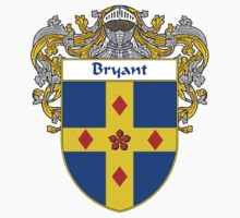 Bryant Coat of Arms/Family Crest by William Martin