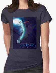 Harry Potter, Patronus, Charm, Hogwarts, Gryffindor, Azkaban Womens Fitted T-Shirt