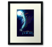 Harry Potter, Patronus, Charm, Hogwarts, Gryffindor, Azkaban Framed Print