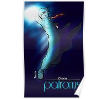 Harry Potter, Patronus, Charm, Hogwarts, Gryffindor, Azkaban Poster