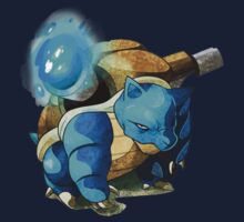 Blastoise Artwork by Chango