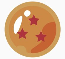 Dragon Ball 3 stars by ZoBo