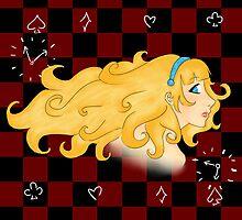 Alice in Wonderland by Anna04