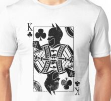 Justice Royalty - King of Night (Pure Black) Unisex T-Shirt