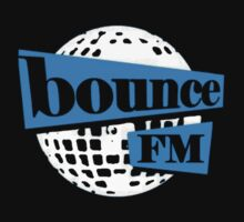 Bounce FM t-shirt by Fizziponi